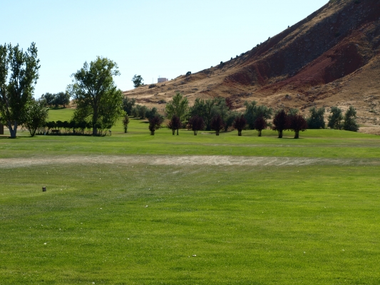Thermopolis Golf Course Hole #5