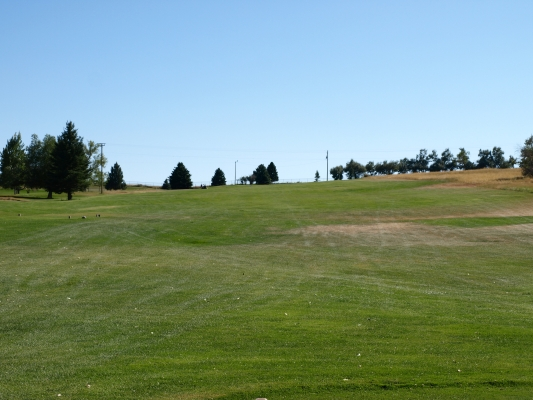 Hole # 6 - Thermopolis Golf Course